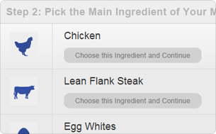 Create Your Own Recipes